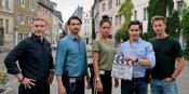 »BLUTIGE ANFÄNGER« Staffel 2 | Drehstart | Berlin / Sachsen-Anhalt / Brandenburg